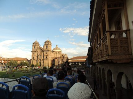 Cusco Bus Tour