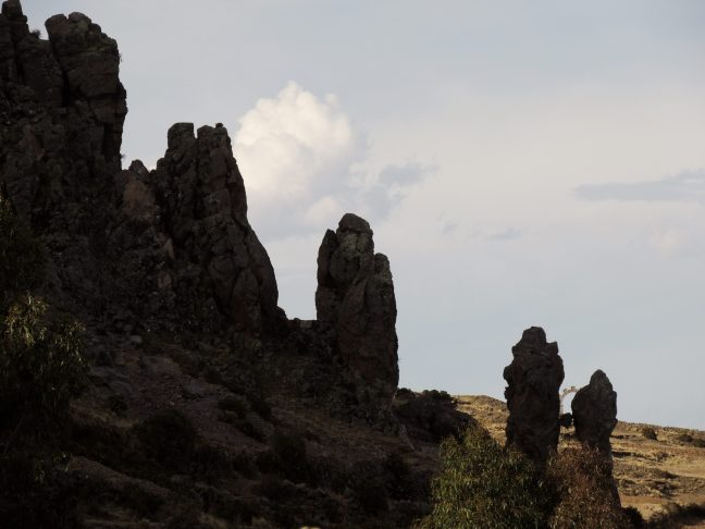 Rocky Sentinels