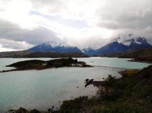 Torres y Lago