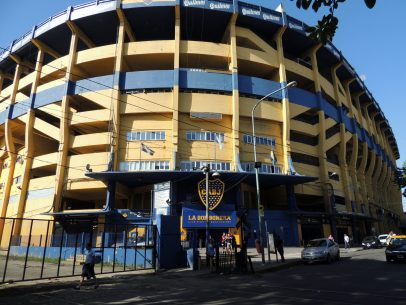 La Boca Stadium